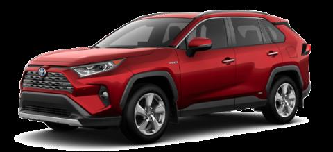 RAV4 Hybride Limited AWD 2021