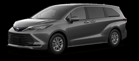 Sienna Limited AWD 7Pass 2021