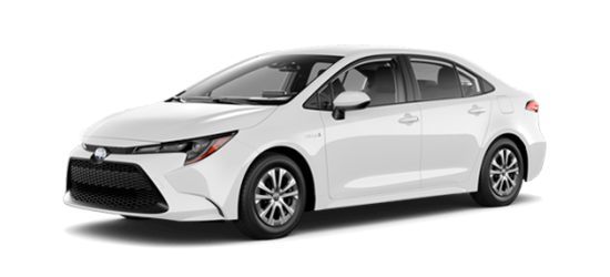 Corolla Hybride 2021