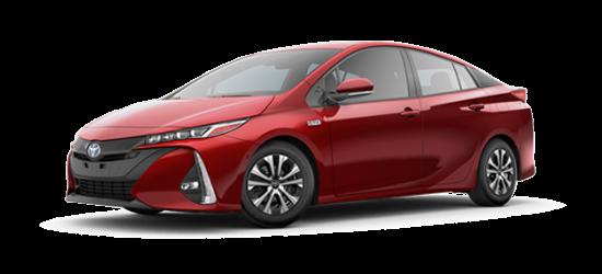 Prius Prime Upgrade 2021