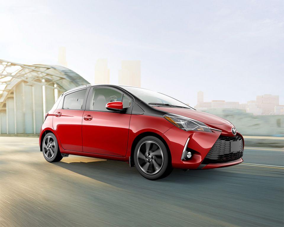 Toyota  YARIS HATCHBACK 5 PTES LE 5M