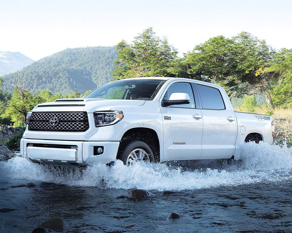 2018 Toyota Tundra 4x4 Double Cab Limited 5.7L for sale in ...